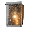 Varaluz Rain 1 Light Recycled Vanity Light