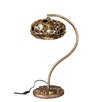 "Varaluz Fascination Question Mark 26"" H Table Lamp with Dome Shade"