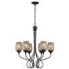 Varaluz Emma 6 Light Mini Chandelier
