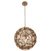 Varaluz Fascination 3 Light Globe Pendant