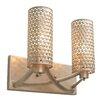 Varaluz Casablanca 2 Light Vanity Light