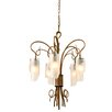 Varaluz Recycled Soho  5 Light Chandelier