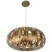 Varaluz Masquerade 3 Light Globe Pendant