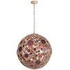 Varaluz Fascination 8 Light Globe Pendant