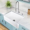 Vigo Laurelton Pull-Out Spray Kitchen Faucet