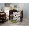 NoJo ABC with Me 4 Piece Crib Bedding Set
