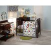 NoJo ABC with Me 4 Piece Crib Bedding Set