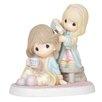 "Precious Moments ""I Cherish Our Time Together"" Figurine"