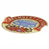 The DRH Collection Classic Camembert 33cm Cheese Platter