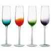 The DRH Collection Anton Studio Design Fizz Flute Glass (Set of 4)