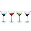 The DRH Collection Anton Studio Design Fizz Martini Glass (Set of 4)