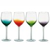 The DRH Collection Anton Studio Design Fizz Wine Glass (Set of 4)