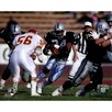 Steiner Sports Bo Jackson Signed Rushing Against Chiefs Horizontal Photographic Print
