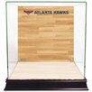 Steiner Sports Basketball Court Background Case