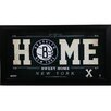 Steiner Sports Home Sweet Home Framed Graphic Art