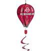 NCAA Hot Air Balloon Spinner - NCAA Team: Ohio State Buckeyes football - Team Pro-Mark Garden Statues and Outdoor Accents