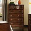 Najarian Furniture Melrose 6 Drawer Chest