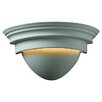 Justice Design Group Ambiance Classic 1 Light Wall Sconce