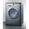 Summit Appliance High Efficiency All In One Combo Washer and Electric Dryer