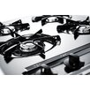 """Summit Appliance 24"""" Gas Cooktop with 4 Burners and Gas Spark Ignition"""