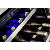 Summit Appliance 46 Bottle Dual Zone Built-In Wine Refrigerator
