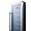 Summit Appliance 21 Bottle Single Zone Convertible Wine Refrigerator