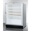Summit Appliance 40 Bottle Single Zone Built-In Wine Refrigerator
