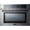 """Summit Appliance 24"""" Convection Electric Single Wall Oven"""