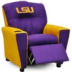 """Kidz World """"All American"""" Collegiate Kids Recliner with Cup Holder"""