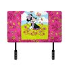 Kidz World Disney Minnie Mouse Cuddly Cuties Twin Upholstered Headboard