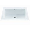 "Reliance Whirlpools Reliance 33"" x 22.25"" Reflection Single Bowl Kitchen Sink"