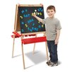 Melissa & Doug Deluxe Easel and Magnetic Board