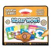 Melissa & Doug Water Wow! Shapes, Numbers and Colors Splash Flash Cards