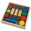 Melissa & Doug Clay Play Arts & Crafts Kit