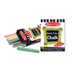 Melissa & Doug Multi-Colored Chalk (12 pc) (Set of 5)
