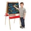 Melissa & Doug Marker Tray Magnetic Board Easel