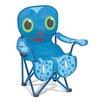 Melissa & Doug Flex Octopus Kids Directors Chair with Cup Holder