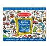 Melissa & Doug Sticker Collection in Blue (Set of 2)