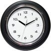 "Infinity Instruments Deluxe 12.5"" Wall Clock (Set of 6)"
