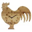 Infinity Instruments Chef Roost & Serve Wall Clock