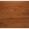 "Somerset Floors Classic 2-1/4"" Solid Oak Hardwood Flooring in Gunstock"
