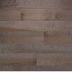 "Somerset Floors Specialty 4"" Solid Maple Hardwood Flooring in Greystone"