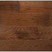 "Somerset Floors Wide Plank 6"" Engineered Hickory Hardwood Flooring in Saddle"