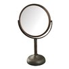 Jerdon 10X Magnified Table Top Mirror