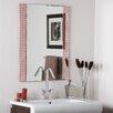 Decor Wonderland Cirque Frameless Wall Mirror