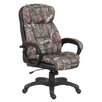 American Furniture Classics High-Back Executive Office Chair with Arms