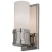 Meyda Tiffany 1 Light Cilindro Chisolm Passage Wall Sconce