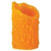 Meyda Tiffany Greenbriar Oak Pillar Candle Cover