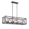 Designers Fountain High Line 8 Light Pendant