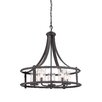 Designers Fountain Palencia 5 Light Candle Chandelier